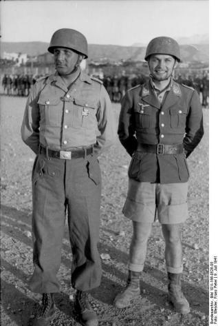 Στο Κοντομαρί Χανίων διαπράχτηκε η πρώτη μαζική εκτέλεση αμάχων στην κατεχόμενη Ευρώπη. Bundes257e1