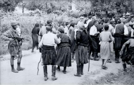 Στο Κοντομαρί Χανίων διαπράχτηκε η πρώτη μαζική εκτέλεση αμάχων στην κατεχόμενη Ευρώπη. Bundes257e2safgt