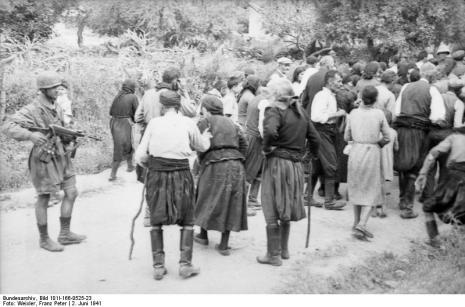Στο Κοντομαρί Χανίων διαπράχτηκε η πρώτη μαζική εκτέλεση αμάχων στην κατεχόμενη Ευρώπη. Bundes2safgt