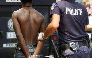 Αποτέλεσμα εικόνας για νιγηριανός λαθρομεταναστης